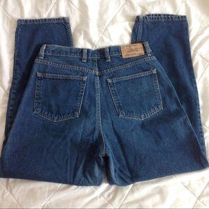 1990s EDDIE BAUER high waisted mom jeans
